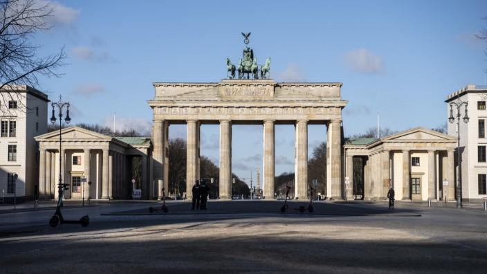 Weitere Entwicklung in der Corona-Krise in Berlin