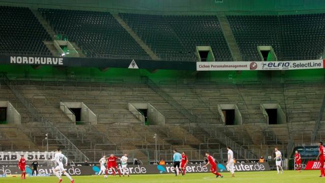 Bundesliga: Geisterspiel zwischen Mönchengladbach und Köln 2020