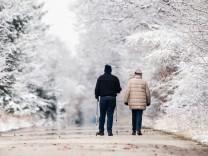 Freizeit: Ein Spaziergang ist wie eine kleine Flucht
