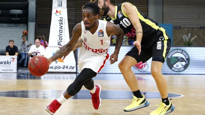 BBL Basketball ACTIC Cup 2019 in der Oberfrankenhalle in Bayreuth Saison 2019 2020 Kleines Finale M