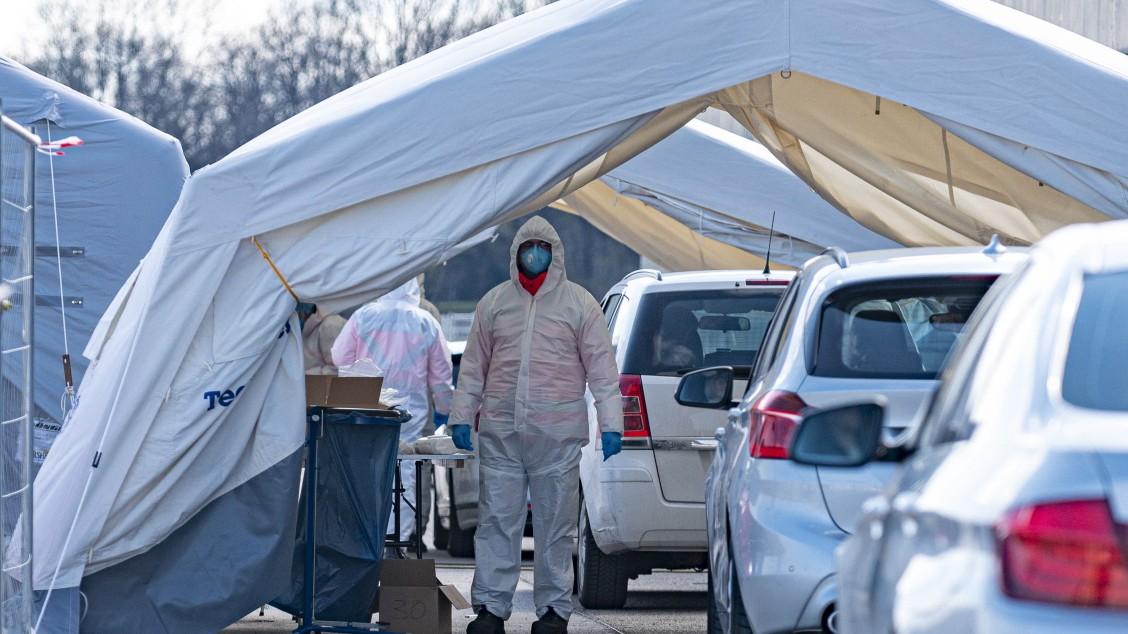 Coronavirus München: Wie viele Personen infiziert sind