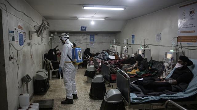 Coronavirus - Syrien