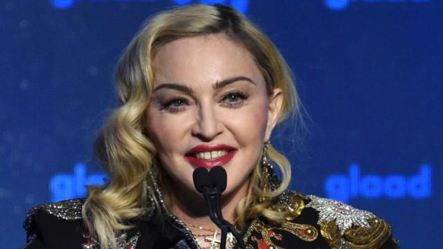 Coronavirus - Madonna