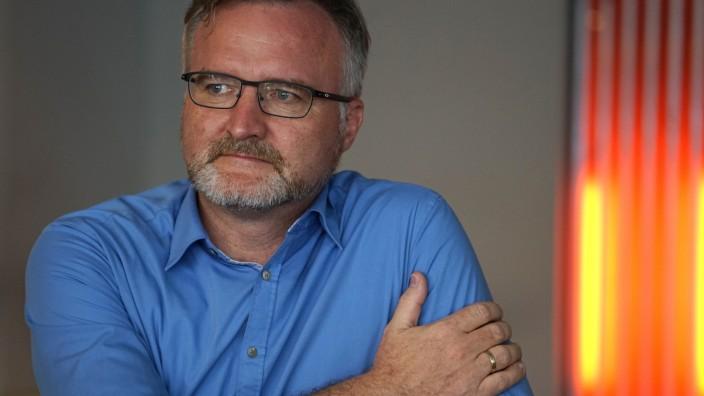 Corona-Hilfe: Jürgen Enninger ist der Leiter der kommunalen Beratungsstelle für Kreative in München.