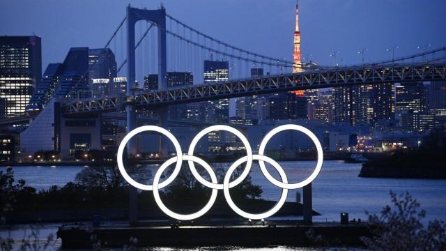 Tokio 2020 - Verschiebung der Olympischen Spiele in Debatte