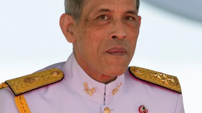 Bergblick für Thai-König: Ausnahmegenehmigung