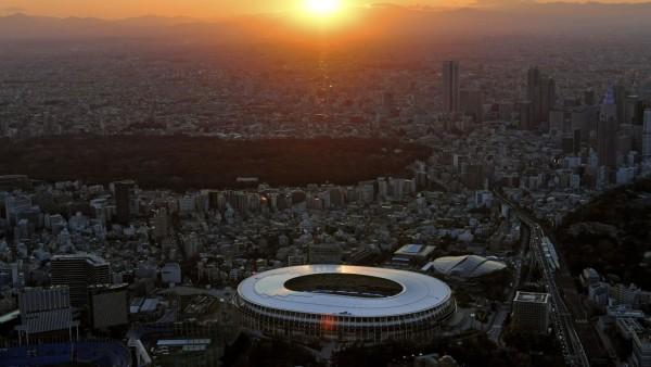 Olympia Tokio - Nationalstadion