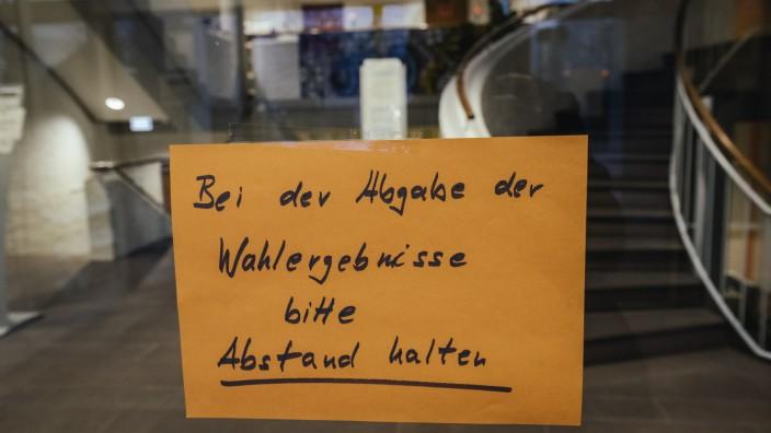 Ottobrunn, Rathaus, Wahlen,