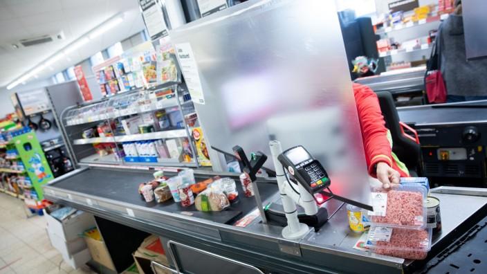 Coronavirus - Schutzmaßnahmen im Einzelhandel