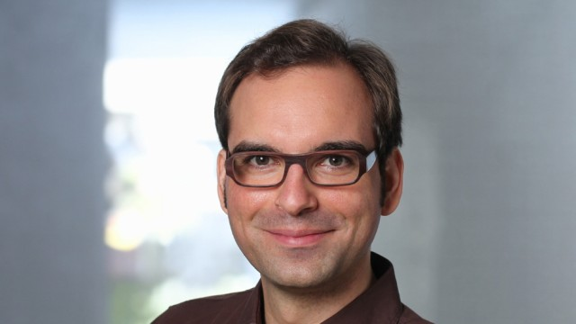 Sven Opitz, Professor für Politische Soziologie an der Philipps-Universität Marburg