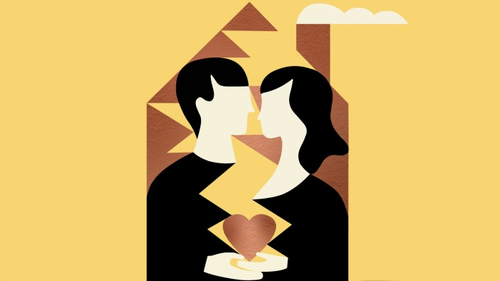 Corona-Krise und Beziehung: Zu viel Nähe: eine Herausforderung für die Liebe in Zeiten der Corona-Krise.