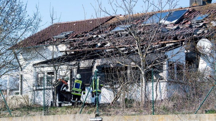 Bodenkirchen in Niederbayern: Vater und Vierjähriger sterben bei Wohnhausbrand