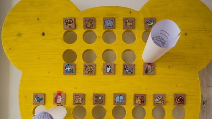 Neubiberg, KiBeG Kindergarten am Hallstattfeld, durch zwei neue Mitarbeiter werden 4 zusätzliche Plätze frei,