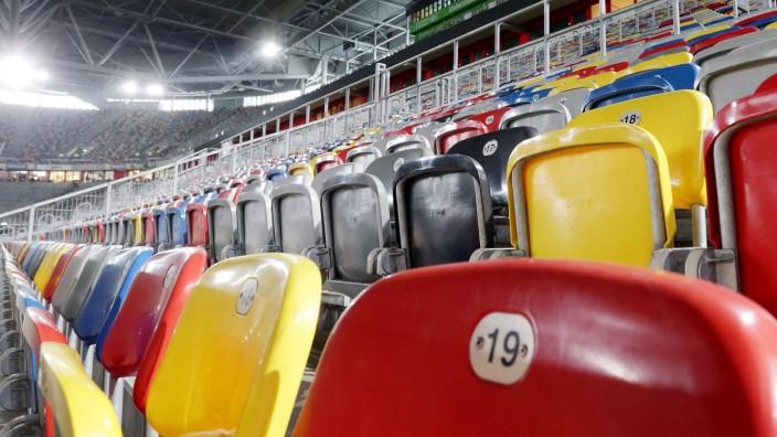 Fußballstadion Düsseldorf