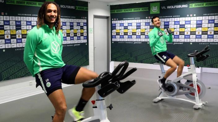 Coronavirus - Training VfL Wolfsburg