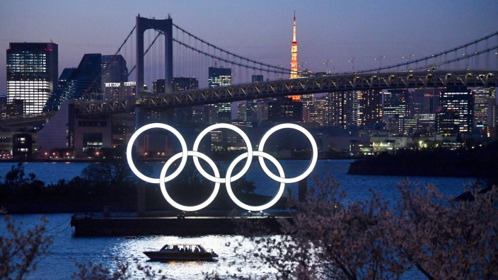 *** BESTPIX *** Japanese Government And IOC Agree To Postpone Olympic Games