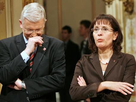 Roland Koch Andrea Ypsilanti