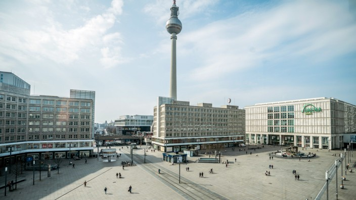Coronavirus - Shopping in Berlin