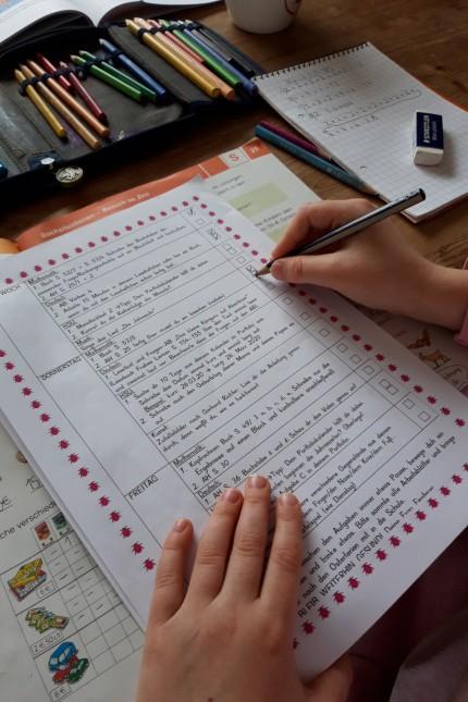 Landkreis Ebersberg Grafing Unterricht daheim Corona digitales Lernen