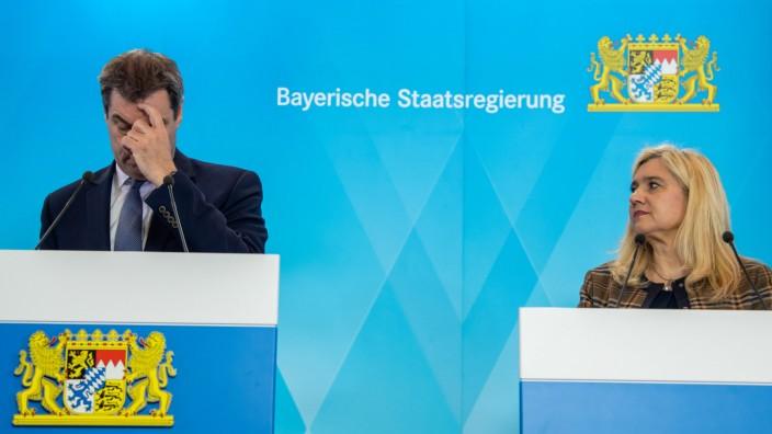 Söder vor Merkel und Spahn