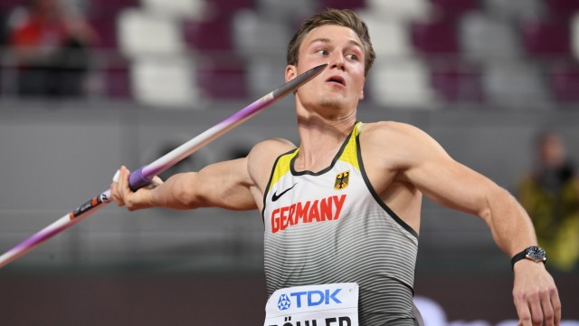 Doha, IAAF, Leichtathletik, athletics, Track and Field, World athletics Championships 2019 Doha, Leichtathletik WM 2019; Röhler