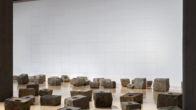 Sheela Gowda Ausstellung 2020 Lenbachhaus