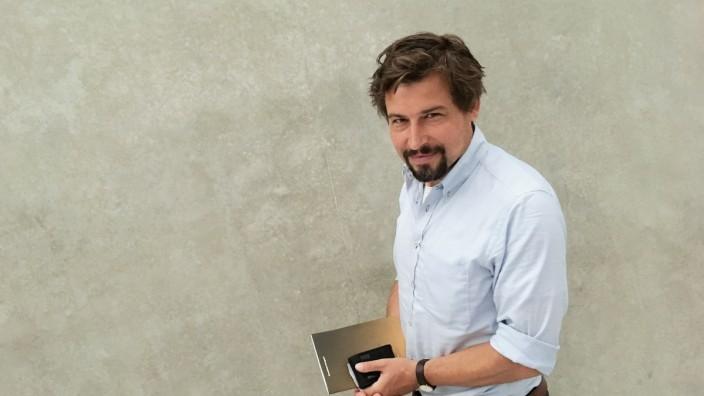 Autor Jörg Steinleitner