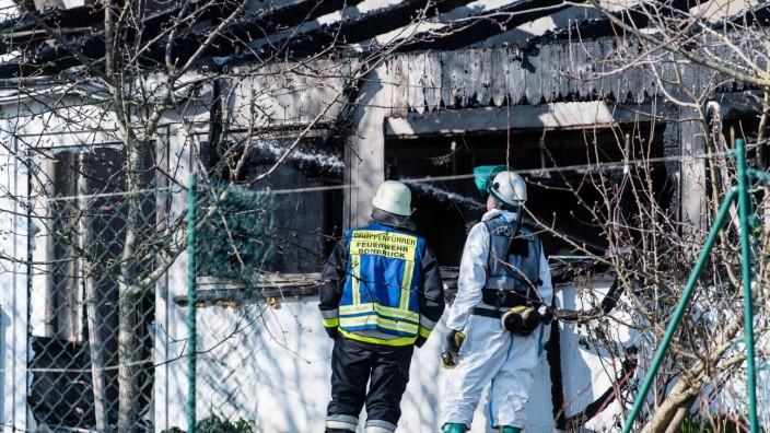 Vierjähriger stirbt bei Wohnhausbrand