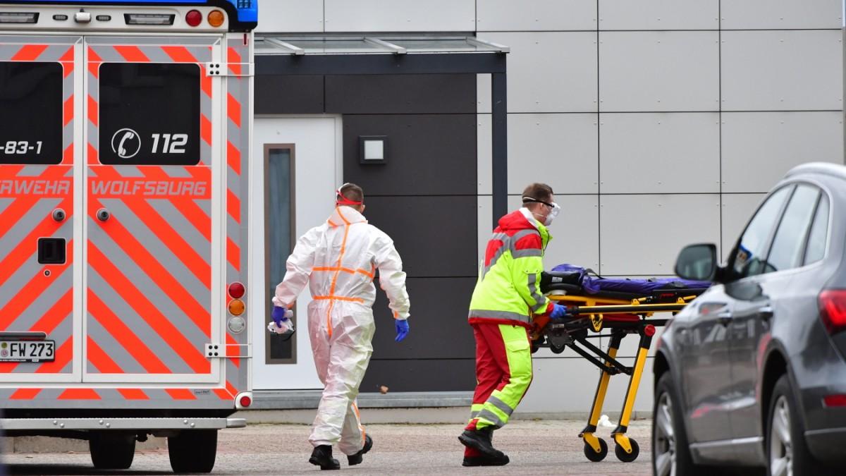 Coronavirus News: Aufnahmestopp am Klinikum Wolfsburg