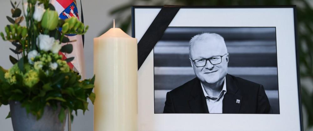 Nach dem Tod von Hessens Finanzminister
