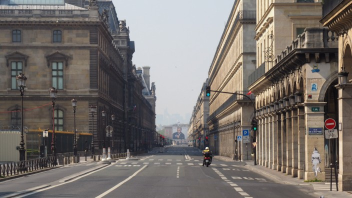 Coronavirus - Paris