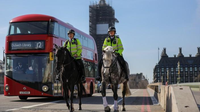 U.K. Locked Down After PM Johnson Acts Over Coronavirus 'National Emergency'