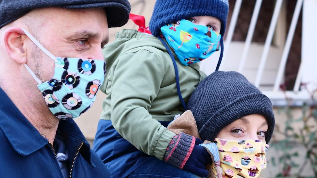 Coronavirus: Die Maske ist Pflicht, für alle!