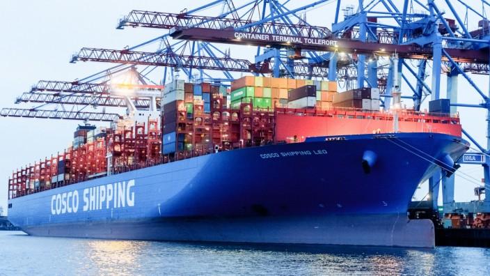Handel mit China wächst - Sorgen um Corona