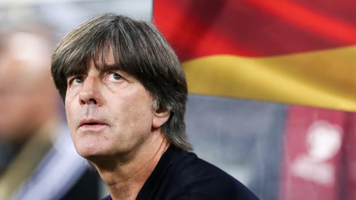 Coronavirus - Bundestrainer Joachim Löw