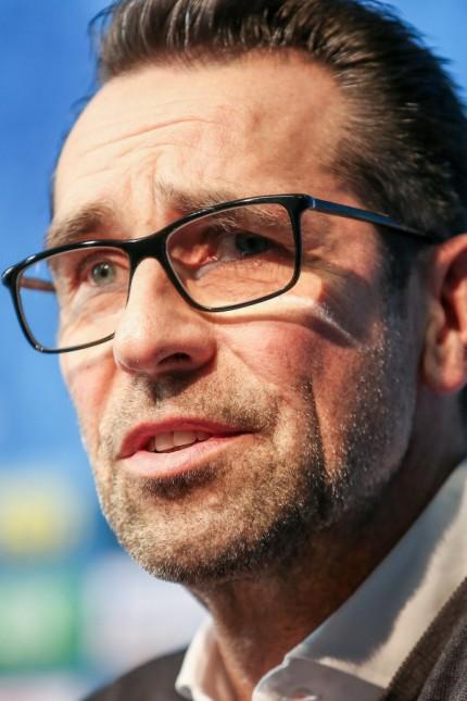Hertha-Geschäftsführer Michael Preetz