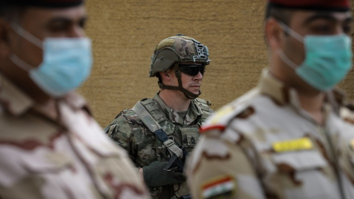 USA Irak IS
