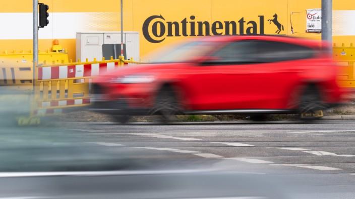 Continental: Bau der neuen Zentrale in Hannover