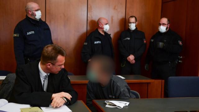 Auftakt Prozess wegen Mordes an zwei Frauen