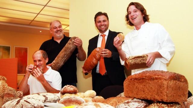 Brotprüfung der Bäckerinnung