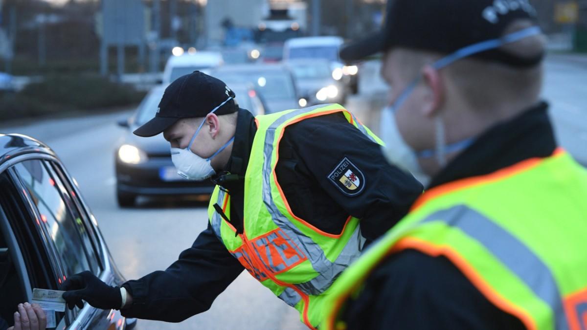"""Covid-19: """"Polizisten nicht immun gegen dieses Virus"""""""
