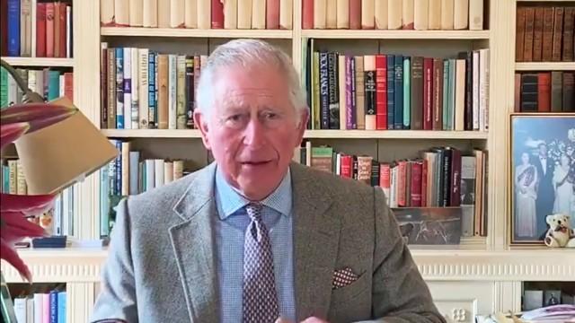 Coronavirus - Videobotschaft von Prinz Charles