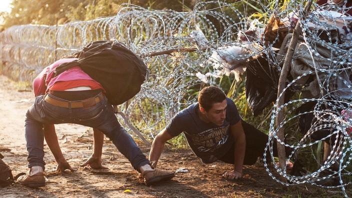 Ein Jahr nach Schließung der Balkanroute