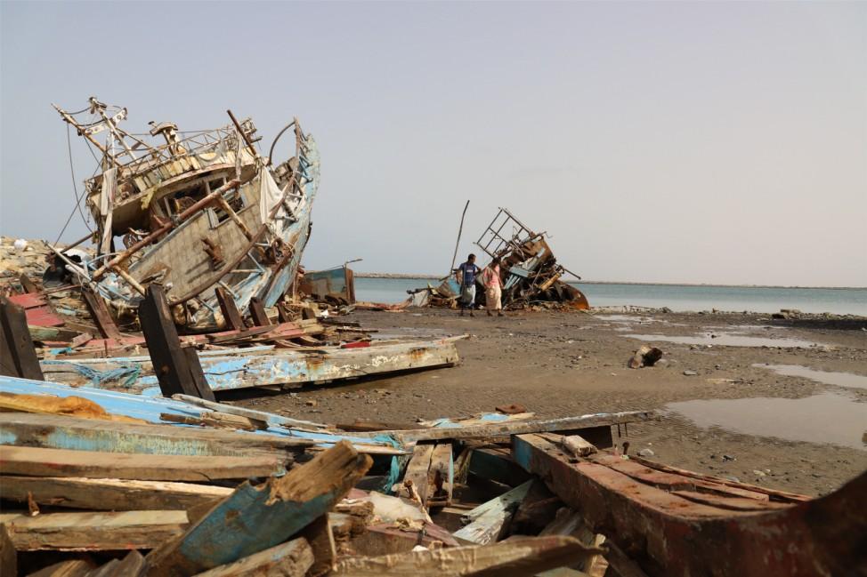 Kriegsfolgen im Jemen