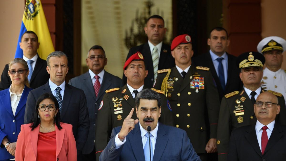 USA: Kriegsschiffe vor Venezuela