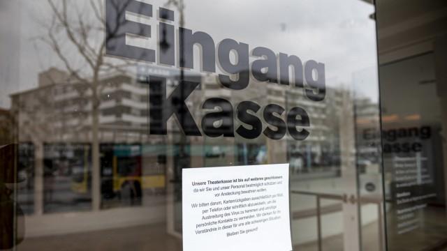 Schaubühne Berlin meldet Kurzarbeit an