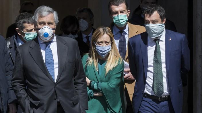 Coronavirus - Italien
