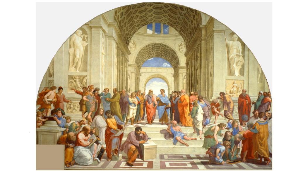 Zum 500. Todestag von Raffael: Der smarte Gott