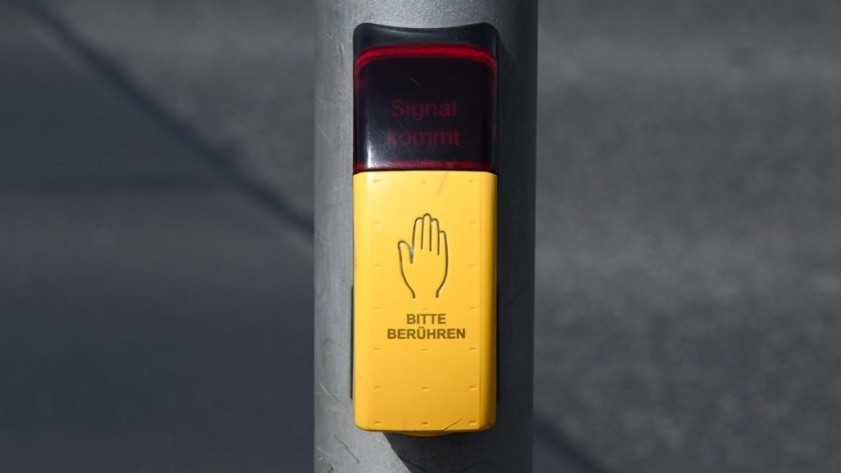 Typisch deutsch: So überleben Fußgänger in München