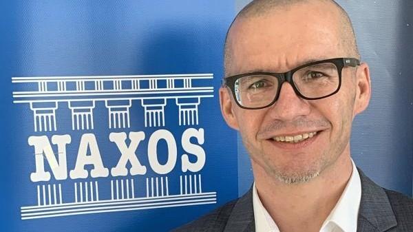 Matthias Lutzweiler Geschäftsführer Naxos Deutschland